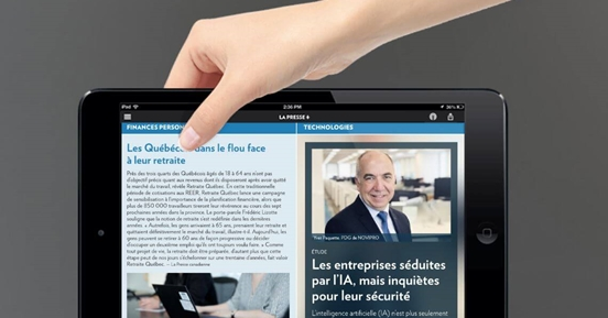 IT Study Novipro media LaPresse