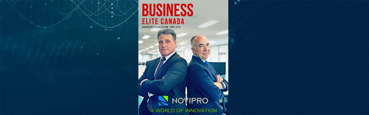 Business elite canada Novipro